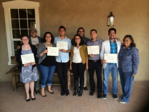 CESOSS Interns Spring 2014